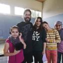 Andy mit Salzburger Kids