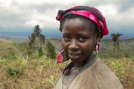 Afrikas Frauen eine Stimme geben