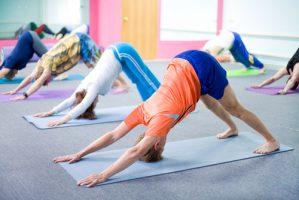 Yoga für gefährdete Jugendliche