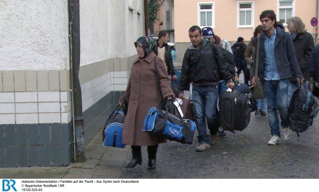 Willkommenskultur für syrische Flüchtlinge