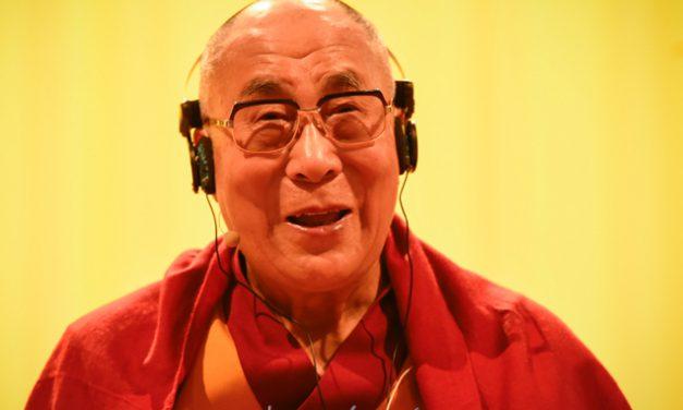 """Dalai Lama: """"Die Zukunft liegt in unserer Hand"""""""