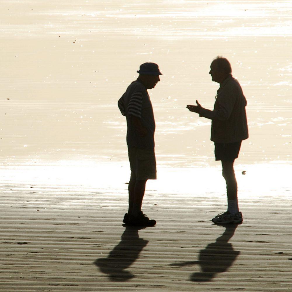 Liebevolles Sprechen und echtes Zuhören
