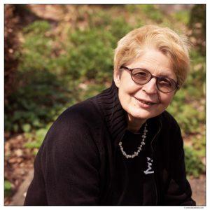 Journalistin Ursula Baatz