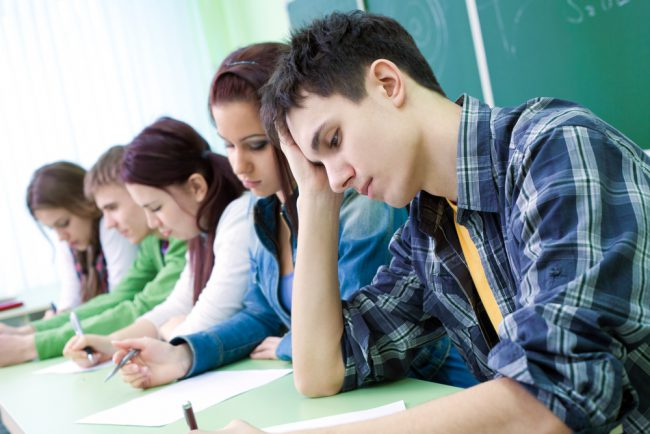 """""""Das Bildungssystem ist zu sehr auf Zahlen fixiert"""""""