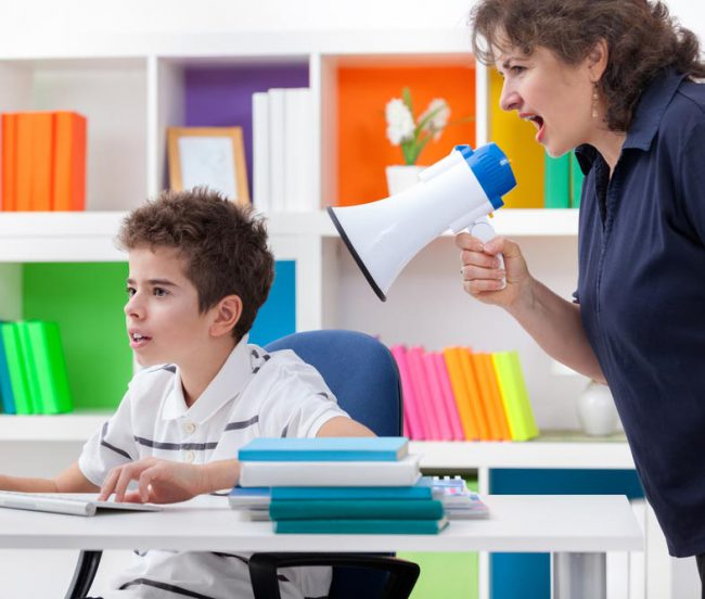 Erziehung: Grenzen setzen um jeden Preis?