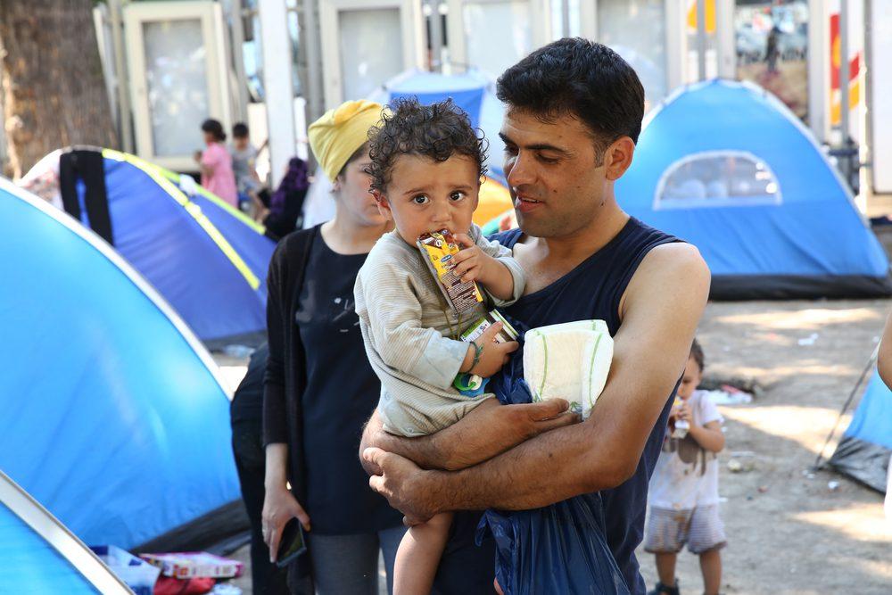 Flüchtlingsdebatte: Mehr Bewegung bitte, altes Europa!