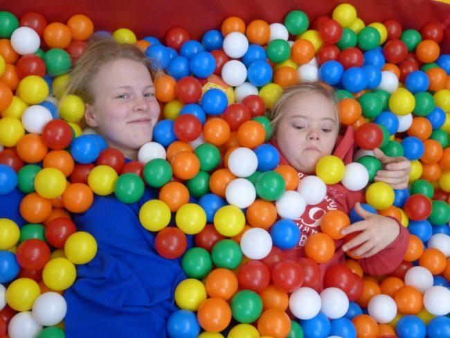 Atempause für Familien mit behinderten Kindern