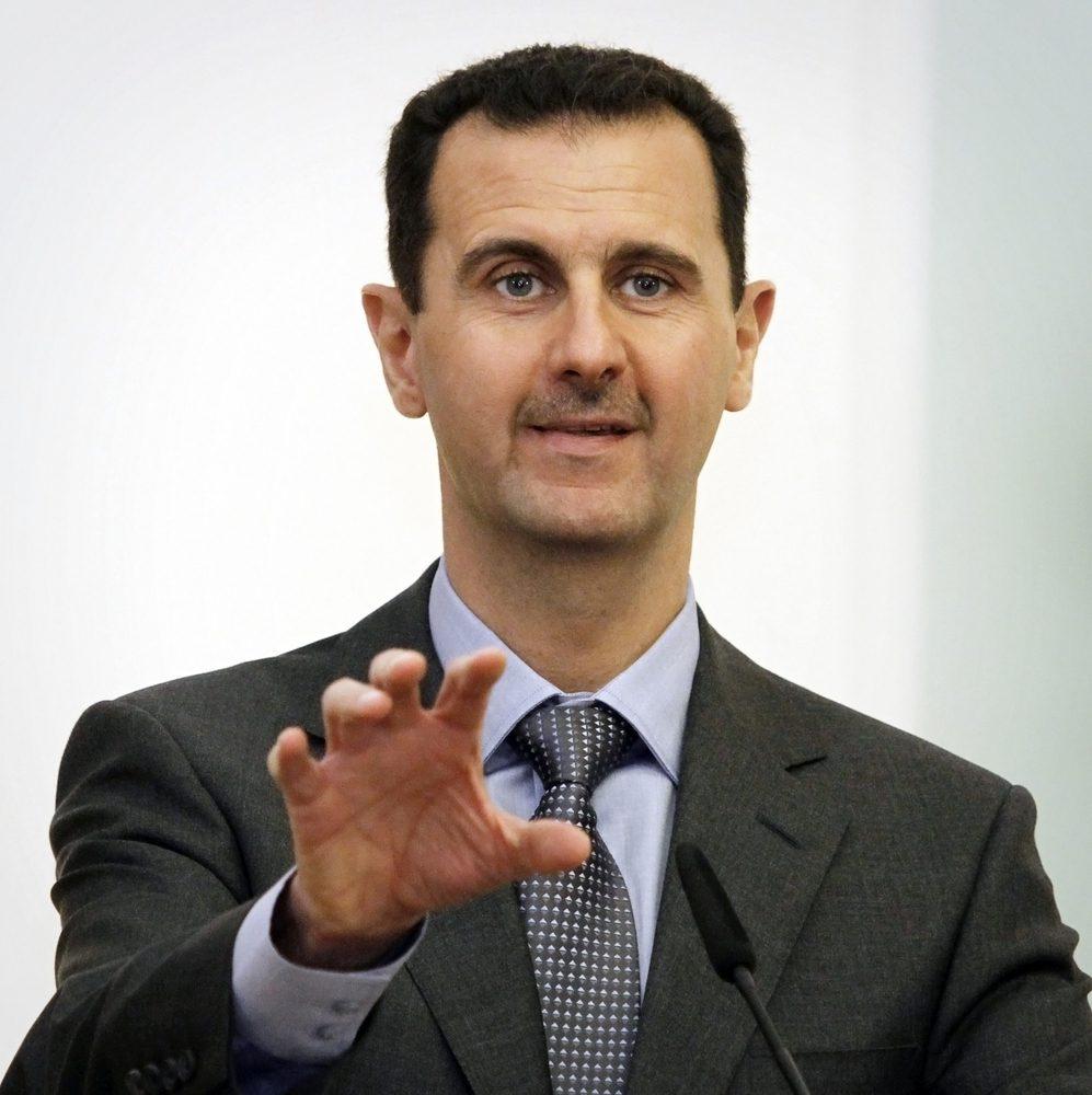Mit Assad reden? Was sonst!
