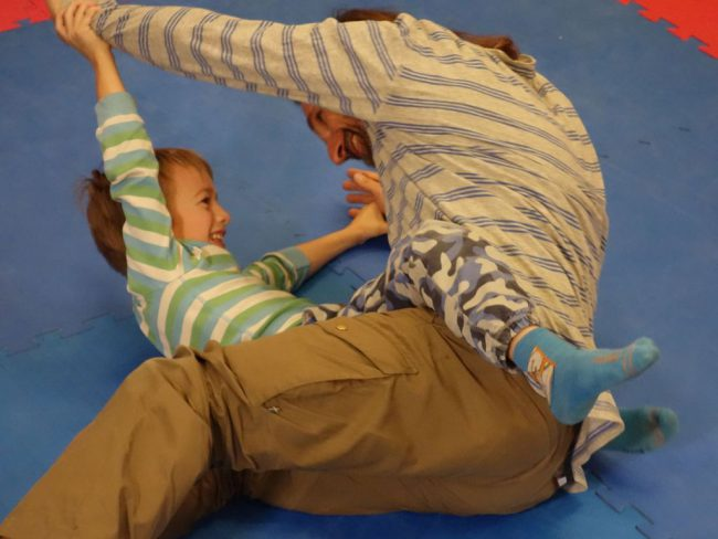 Kinderspiel und Kampfkultur