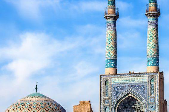 Urlaub im Iran oder in China?