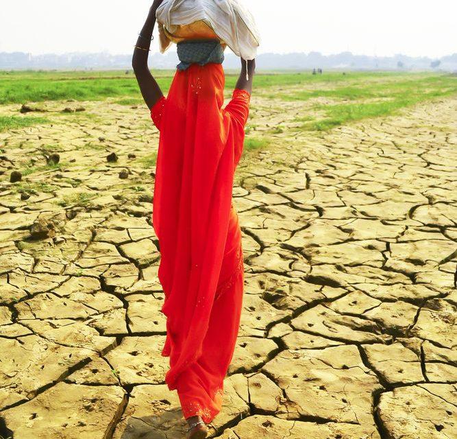 Klimawandel treibt Menschen in die Flucht
