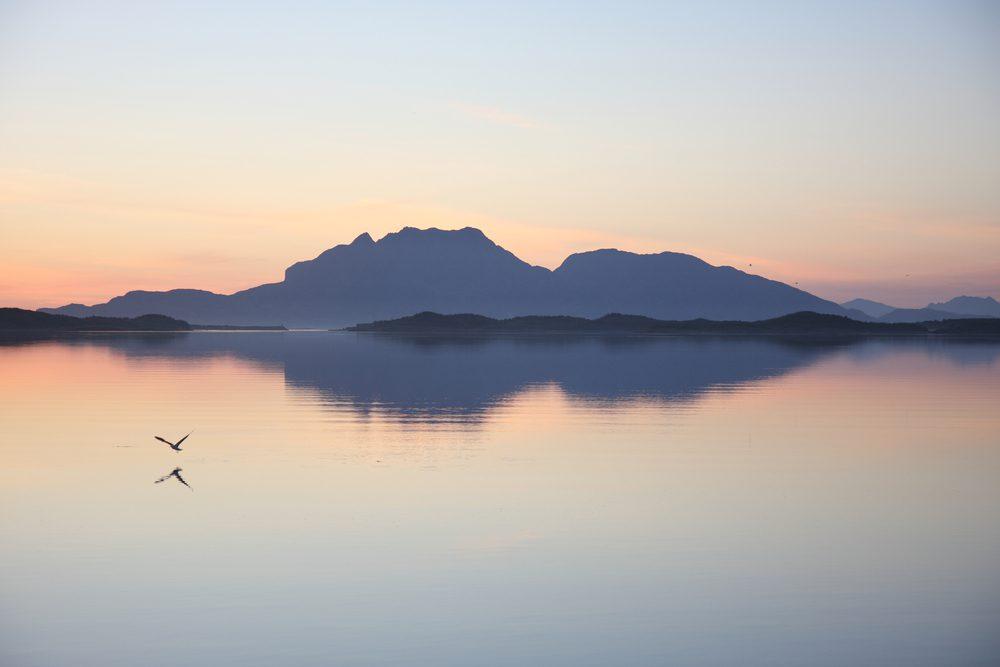 Meditation: ein Zustand von Weite und Stille