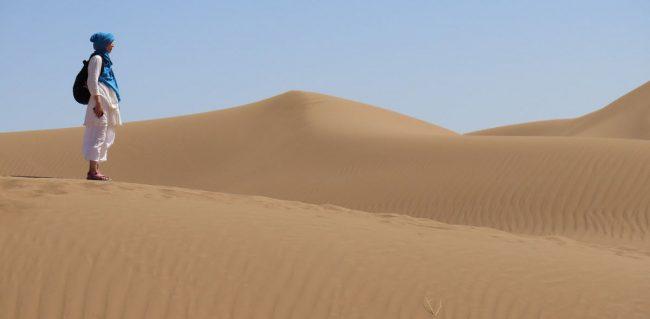 Wüstenwandern: Unterwegs zu sich selbst