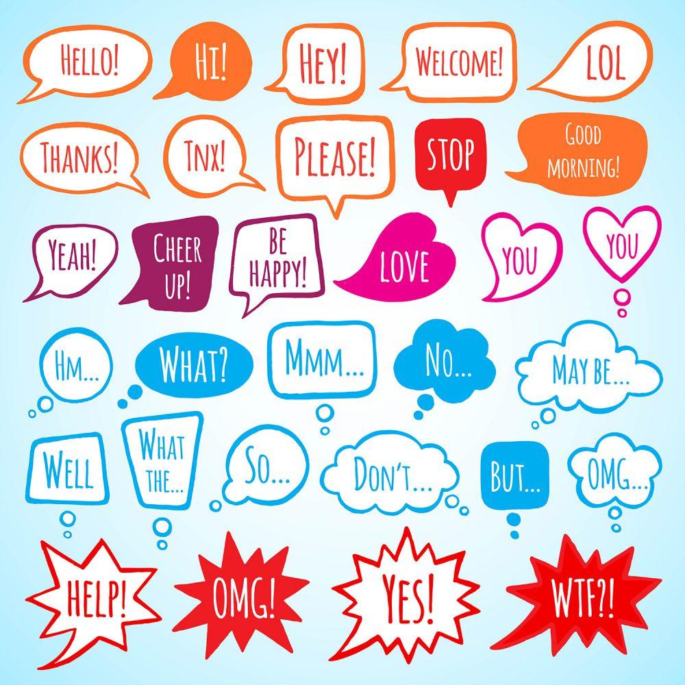 Wie Sprache Wirklichkeit schafft