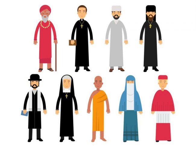 Untergräbt Religion die Moral?