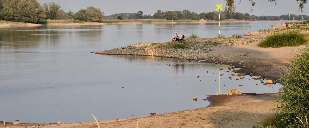 Trinkwasser: Die Vorräte schwinden