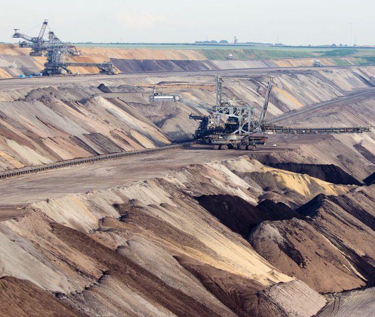 Kohle: Martialischer Umgang mit der Natur