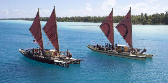 """""""Die Polynesier haben mich Demut gelehrt"""""""