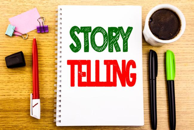 Mit Geschichten getäuscht