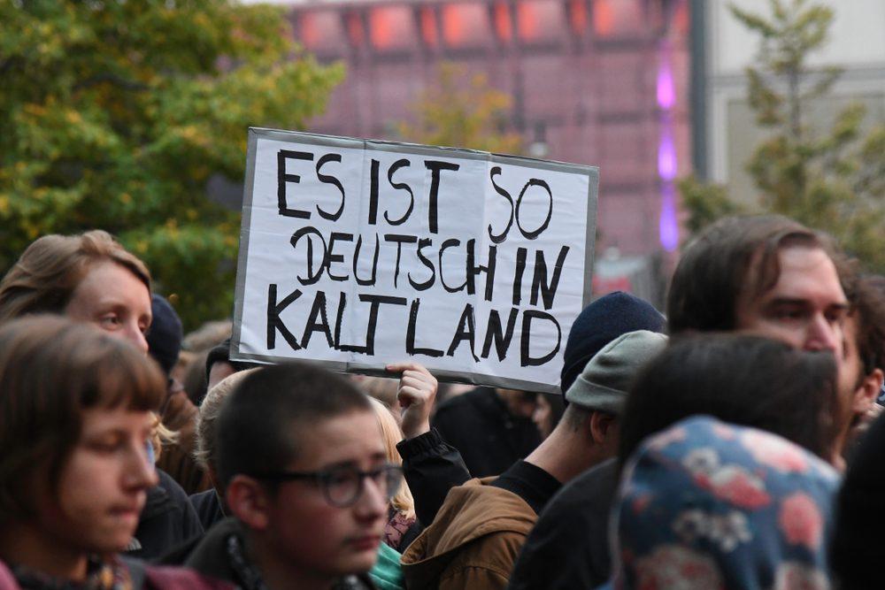Die Rechten und wir – Wie gefährdet ist die Demokratie?