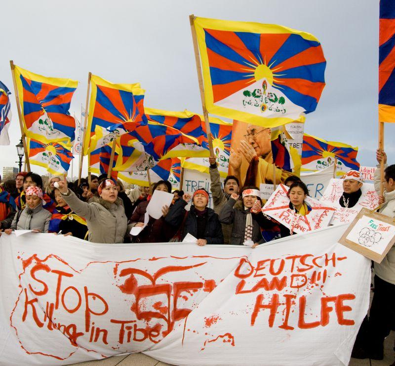 60 Jahre gewaltloser Kampf für Tibet