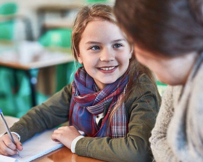 Mitgefühl im Klassenzimmer