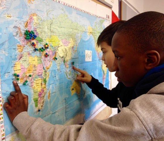 Die Vielfalt der Welt im Klassenzimmer