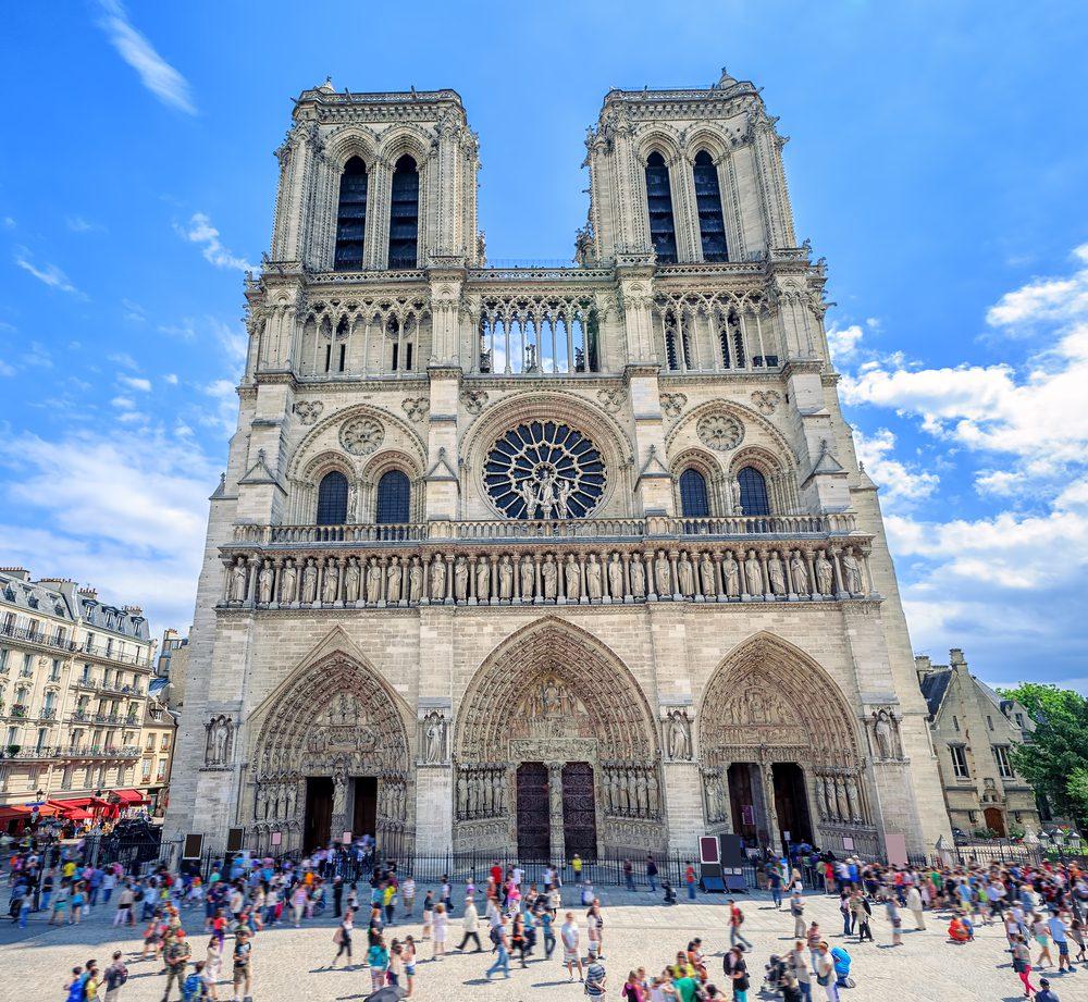 Notre Dame und die Seele Europas