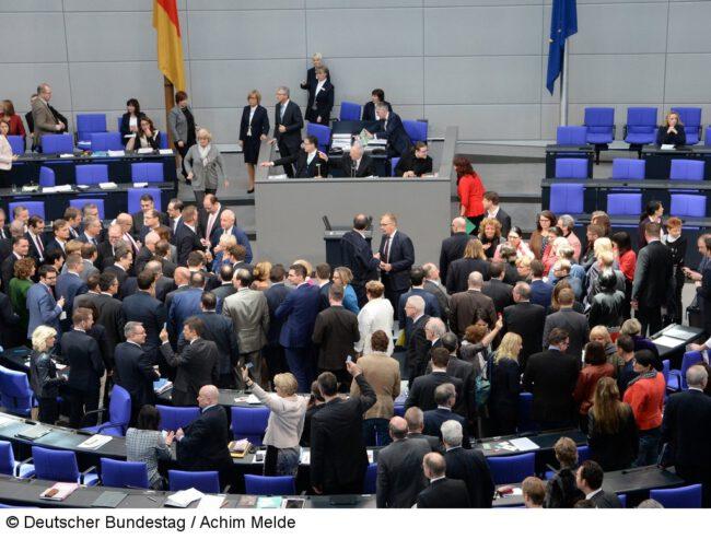 Achtsamkeit im Bundestag?