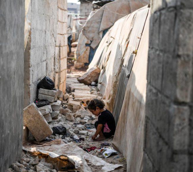 Krieg, Migration, Klimakrise: Wie weit geht unsere Verantwortung?