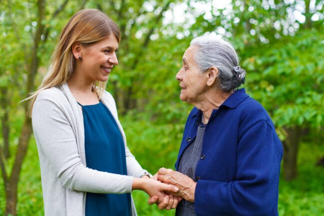 Care-Arbeit: Bedürfnis contra Profit