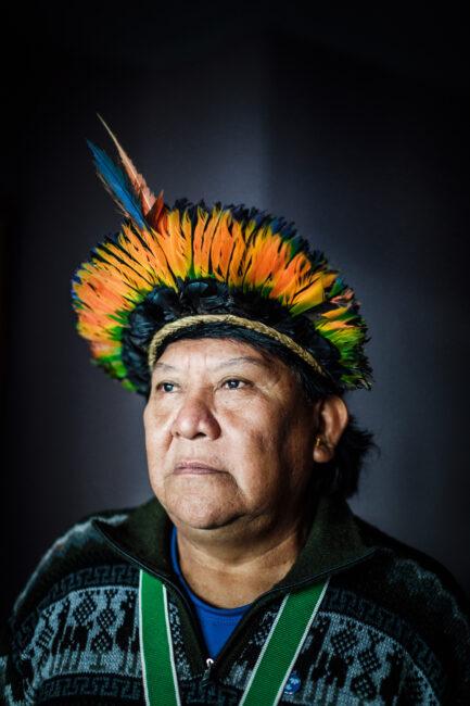 Retter des Amazonas-Regenwaldes