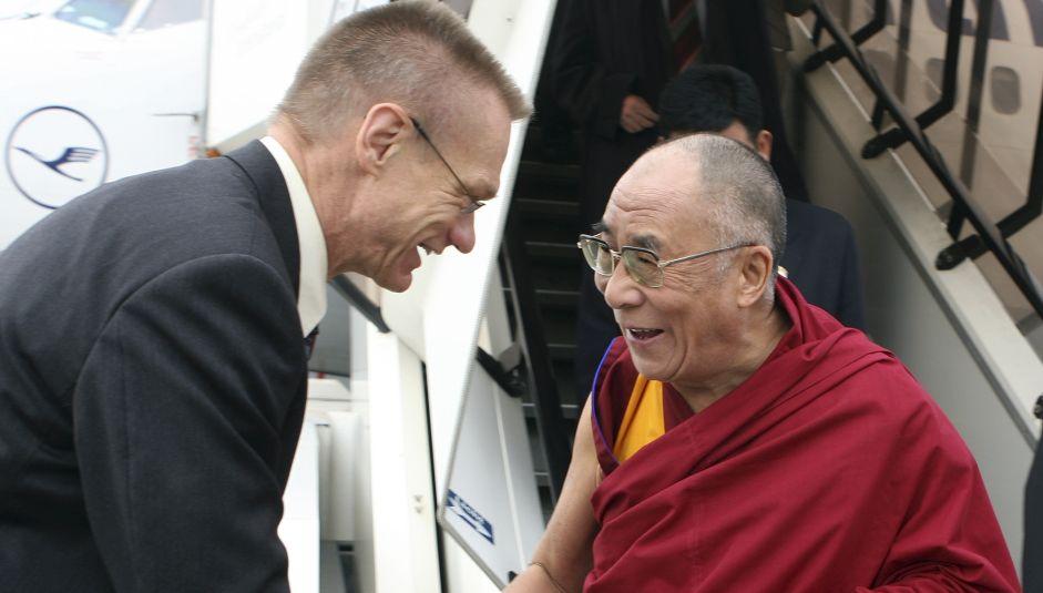 """""""Der Dalai Lama holt das Beste aus den Menschen heraus"""""""