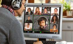 Virtuelle Meetings sind keine Dauerlösung