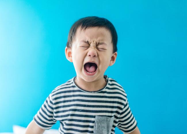 Was tun, wenn Kinder wütend sind?
