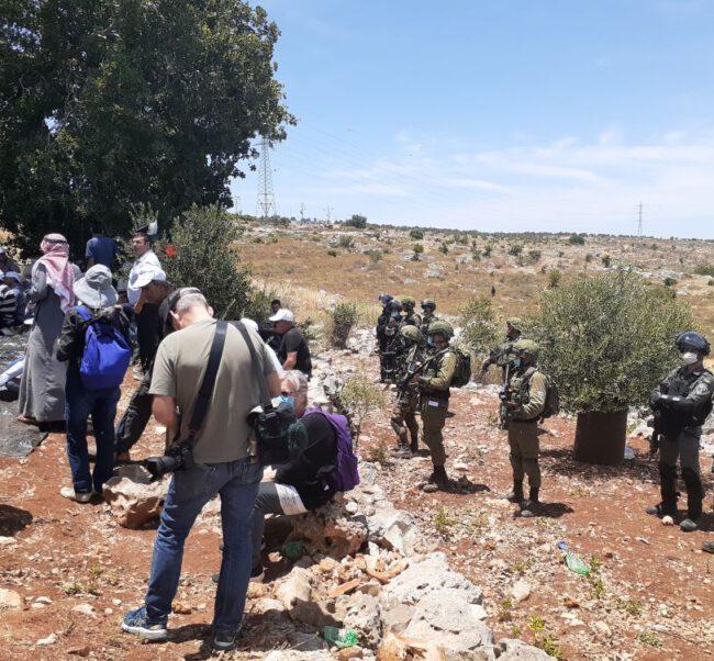 """Israel: """"Achtsamkeit und Protest passen nicht zusammen!"""""""