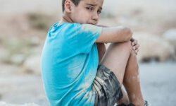 Flüchtlingskinder wollten sterben