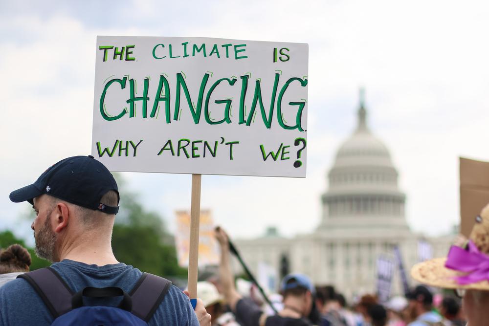 """Klimakrise: """"Was ich tue, hat Auswirkungen auf die Welt"""""""