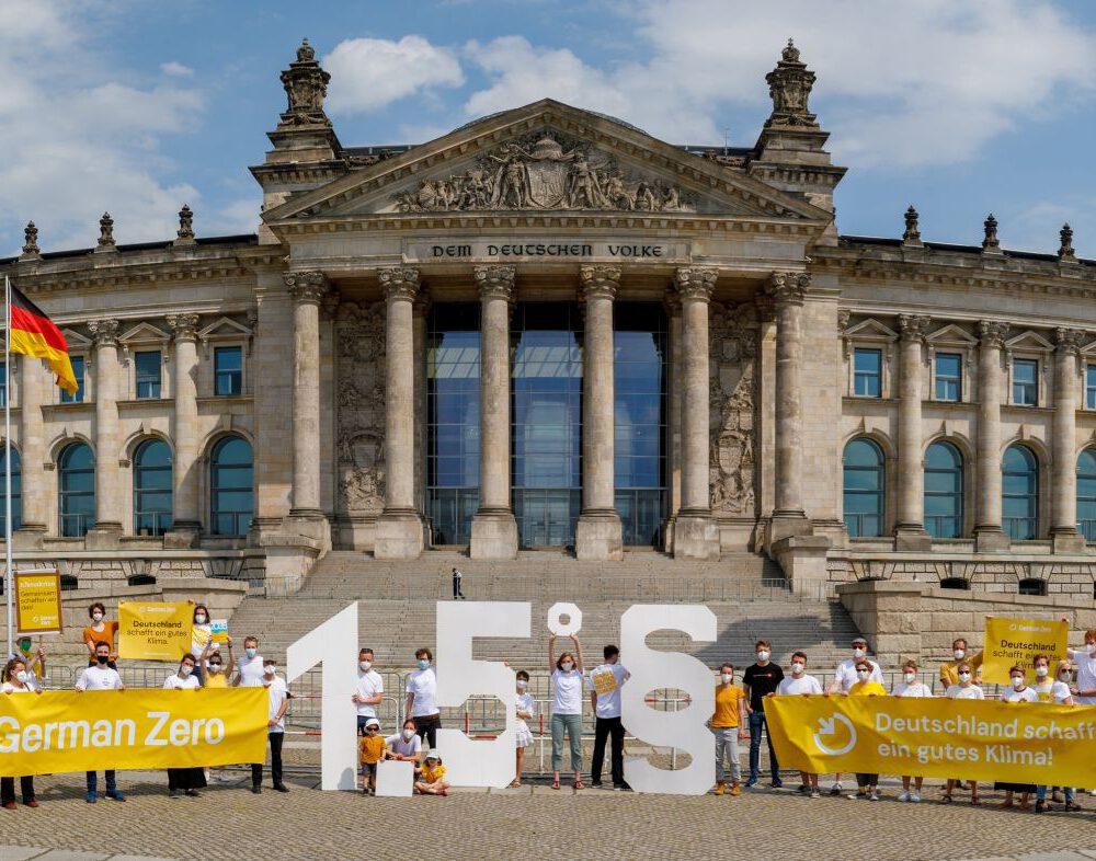 German Zero: Klimaschutz per Gesetz vorantreiben